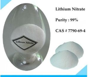 Lithium Nitrate 99% Lino3 pictures & photos