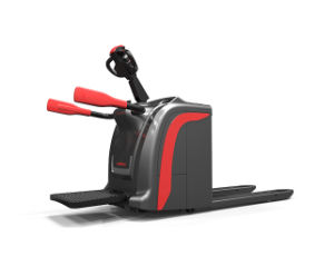New 2t Electric Power Pallet Truck with High Quality pictures & photos