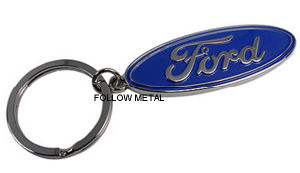 Key Ring with Car Logo