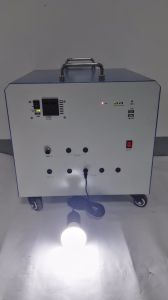 Solar Home Liting System with LED Bulbs pictures & photos