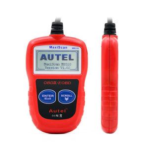 Autel Maxiscan Ms310 OBD2 Engine Fault Diagnostic Scan Tool pictures & photos