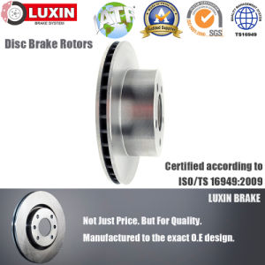 Passenger Car Disc Brake Rotors pictures & photos