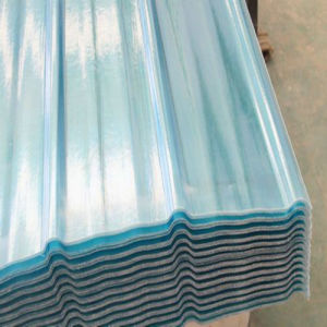 High Light FRP Roofing Panels FRP Skylight Sheet/Panel/Board/Tile for Greenhouse pictures & photos