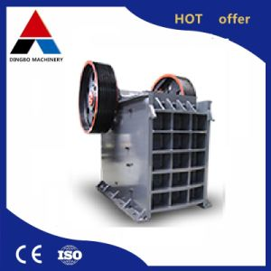 South America Hot Selling China Small Rock Jaw Crusher pictures & photos
