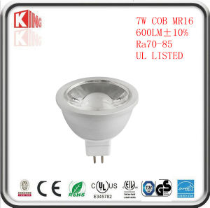 High Quality 7W 630lm MR16 LED Dimmable 12V Lights Lamps pictures & photos