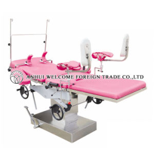 Medical Multi-Purpose Electrical Delivery Bed pictures & photos