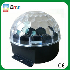 Cheap DJ LED Magic Ball Disco Stage Light Effect Lighting with Remote Control pictures & photos