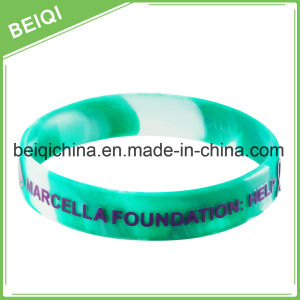 Customized Silicone Bracelet for Promotion pictures & photos