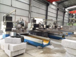 Overseas Service After Sale Profiling Linear Machine /Automatic Stone Profiling Linear Stone Cut& Cutting Machine/ Stone Processing Machine// Stone Cutter pictures & photos