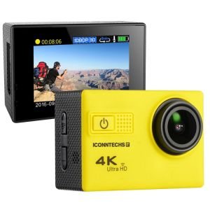 New Arrivals WiFi Sport Action Camera Dual Screen pictures & photos