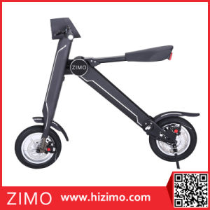 2017 New Foldable Electric Mobility Scooter pictures & photos