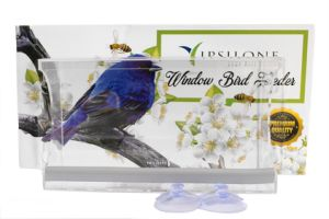 Wholesale Hanging Acrylic Bird Feeder pictures & photos