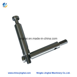 Precision CNC Machining Stainless Steel Shaft of Machinery pictures & photos