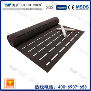 Jiangsu 2mm EVA Foam with Long Hole Underlayment pictures & photos