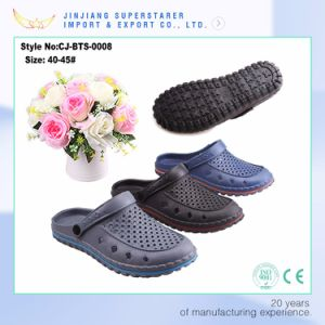 Cheap Men 2017 EVA Sandal Clogs, Outdoor EVA Garden Clogs pictures & photos