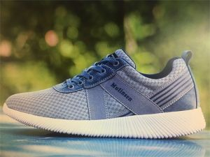 Sport Shoes Casual Mutli Colored Weave Fabric Upper pictures & photos