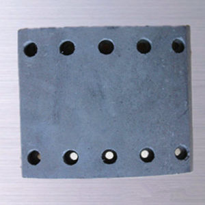Free Sample Fmsi 1L68/1 Heavy Duty Brake Shoes pictures & photos