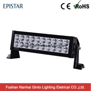Popular Low Cost 60W 12inch Epistar LED Light Bar for ATV, SUV (GT3100-60W) pictures & photos