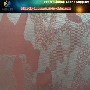Jacquard Lining Fabric, Taffeta Lining with Camouflage Jacquard (4) pictures & photos