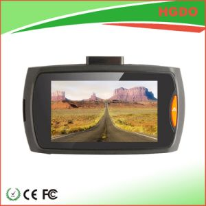 "2.7 "" LCD Super Wide-Angle Mini 1080P Car DVR pictures & photos"