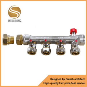 Brass Manifold with Thread Size for Water Oil pictures & photos