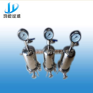 304 Stainless Steel Bag Filter Vessel pictures & photos
