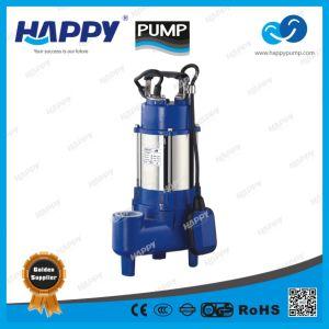Submersible Sewage Vertical Pump (HVT-F) pictures & photos
