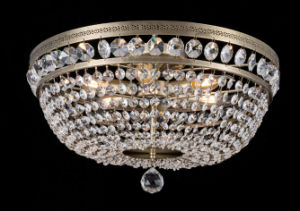 Glod Chandelier Crystal Ceiling Lamp with Energy Saving pictures & photos
