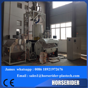 Hot and Cool Plastic Powder Mixer Machine for Sale pictures & photos