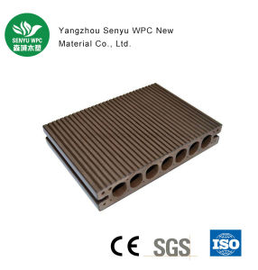 WPC Decking Flooring Composite Wood Decking pictures & photos