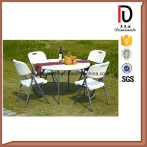 Wholesale Outdoor Rectangle Plastic Folding Table (BR-P010) pictures & photos