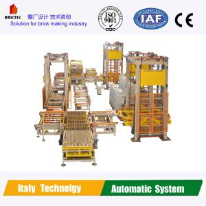 Loading and Unloading Machine in Automatic Clay Brick Manufacturing Plant pictures & photos