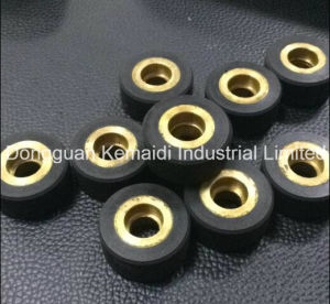 Rubber Wheel Roller with Bronze Core pictures & photos