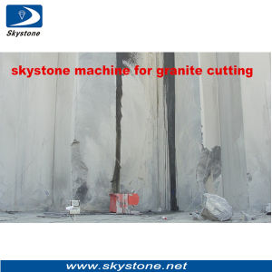 Skystone Granite Wire Saw Cutting Machine pictures & photos