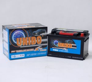 Maintenance Free Car Battery DIN66 12V66ah High Performance Auto Battery pictures & photos