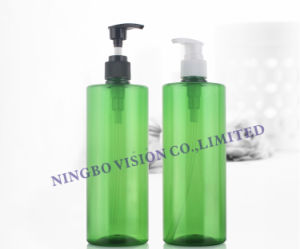 250ml/240ml/8oz Green Plastic Bottle, Plastic Bottle pictures & photos