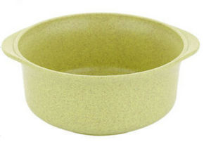 Hot-Sell Natural Bamboo Fiber Kitchenware Cute Baby Bowl (YK-B3020) pictures & photos