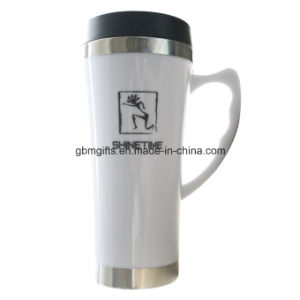 Stainless Steel Double Wall Travel Mug pictures & photos