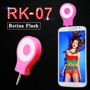 2017 LED Selfie Ring Light for Mobile Phone (rk14) pictures & photos