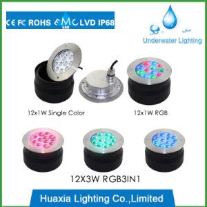 12W LED Inground Light / LED Step Light /LED Underground Light pictures & photos