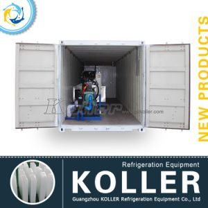 3tons/Day Containerized Block Ice Machine pictures & photos