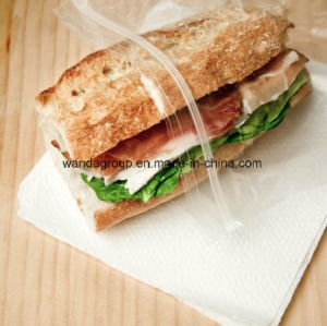 Food Grade Plastic Ziplock Samdwich Bag pictures & photos