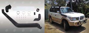 4X4 off-Road Car Snorkel for Toyota Prado 90 Series pictures & photos