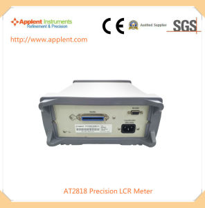 OEM Manufacturer of Precision Lcr Meter with Handler Interface (AT2818) pictures & photos