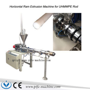 Horizontal RAM Extrusion Machine for PTFE Rod pictures & photos