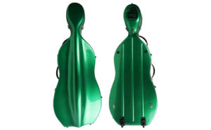 BV/SGS Certificate Sinomusik Brand Colourful Fiberglass Cello Hard Case pictures & photos