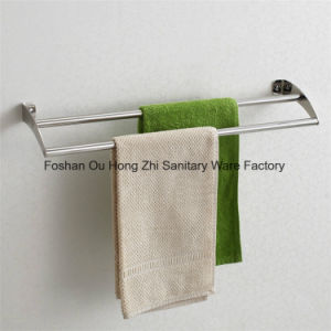 Factory Good Price Wall Mounted Double Towel Bars for Bathrooms pictures & photos