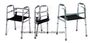 Adjustable Folding Walker with Seat pictures & photos