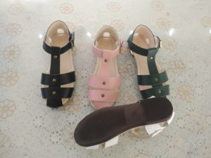 Children Sandal with Colorful Design pictures & photos