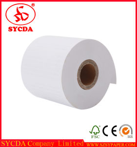 Different Size Natural White Printing Thermal Paper pictures & photos